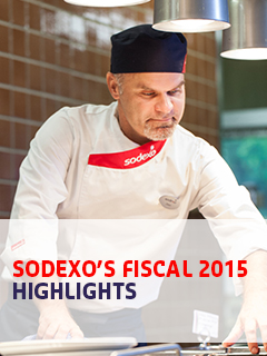Sodexo Fiscal 2015 Annual Report (PDF, 1.38 Mb, new window)